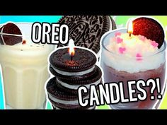 DIY Watermelon Candle | How To Make Candles | ANN LE - YouTube