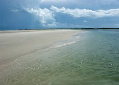 Disappearing Island, Ponce Inlet, FL.  The day Rick and I went we had this place all to ourselves!