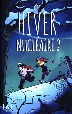 Cover illustration for my second solo comic, Hiver Nucléaire published by Front Froid in July Hiver Nucleaire 2 cover Comic Artist, Really Cool Stuff, Deviantart, Comics, Cover, Illustration, Artwork, Prints, Movie Posters