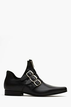 Dylan Buckled Boot