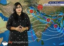 08 July, 2015 Monsoon Update: Skymet Weather  http://www.skymetweather.com/content/national-video/08-july-2015-monsoon-update-skymet-weather/
