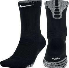Nike Grip Versatility Crew Basketball Socks, Women's, Size: Small, Black Nike Socks, Sport Socks, Basketball Socks, Nike Stuff, Birthday List, Volleyball, Shopping, Medium, Black