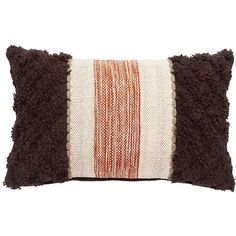 Rustic Lodge Brown Rust Textured Pillow 12x20 (1.038.180 IDR) ❤ liked on Polyvore featuring home, home decor, throw pillows, textured home decor, brown throw pillows, textured throw pillows, brown toss pillows and rust throw pillows