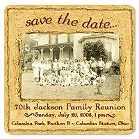 Family reunion invitation card template family reunion family reunion save the date stopboris Images