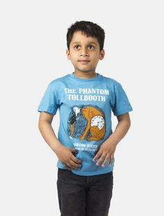 I'm totally digging this The Phantom Tollbooth tee from Out of Print, and not just because it was one of my very favorite books as a kid.
