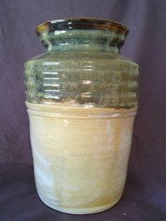 Check out this item in my Etsy shop https://www.etsy.com/listing/237508180/covered-jarpet-urn-by-angela-graham