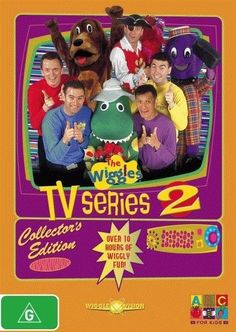 The Wiggles: Series 2 = NEW DVD R4