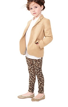 blazer + leopard pants = little girl swag Whitney Clark Grandison - Style Little Girl Swag, Little Girl Fashion, Little Girls, Baby Girls, Trendy Fashion, Kids Fashion, Womens Fashion, Fashion Trends, Kids Outfits