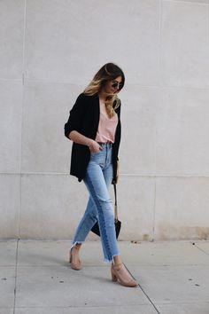 Mom Jeans kombinieren: So geht's richtig!