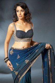 Latest Designer Saree Blouse Style | 2012 Sarees