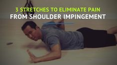 Stop shoulder injuries from hampering your daily life activities. Read on for shoulder impingement stretches that will help alleviate the pain. Shoulder Rehab Exercises, Shoulder Stretches, Shoulder Workout, Rotator Cuff Exercises, Shoulder Arthritis, Shoulder Pain Relief, Rheumatoid Arthritis Treatment, Shoulder Injuries, Frozen Shoulder