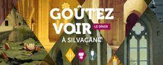 Le Blog du Pays d'Aix: Goutez voir Le Diner à l'Abbaye de Silvacane