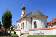 Walpertskirchen im Landkreis Erding fehlt mir noch in meiner Ortesammlung. Gestern mit der S-Bahn nach Aufhausen  gefahren. Vom Bahnhof dur...