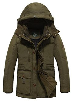 Neestaa Men's Cotton Winter Long Coat Jacket Thickened Male Hooded  http://www.yearofstyle.com/neestaa-mens-cotton-winter-long-coat-jacket-thickened-male-hooded-2/