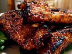 "BK Supperclub Challenge: Balsamic BBQ Seitan and Tempeh Ribs | The ""V"" Word"