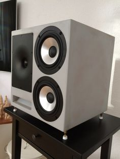 Visaton Studio 1 | center, doityourself, front, home theater, studio, studio1, surround, Visaton | hifi-forum.de picture gallery