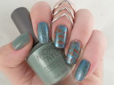 The Lacquer Ring - Beachy
