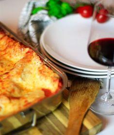 Vegane Lasagne a la Casa Tofu, French Toast, Breakfast, Blog, Vegan Butter, Vegane Rezepte, Meat, Almond Milk, Souffle Dish