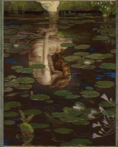 Kinuko Y. Craft: Psyche Weeping Favorite Artist of All Time!