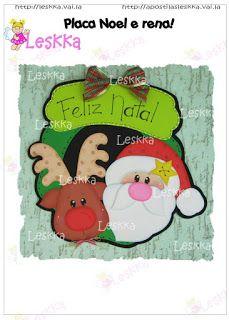 Moldes para Todo: *♥* Navidad