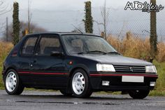 The Peugeot 205 GTI is without a doubt one of our modern day classics. Peugeot, My Dream Car, Dream Cars, Cars And Motorcycles, Transportation, Classic Cars, Automobile, Lewis Hamilton, Motors