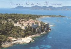 Postcard - Cannes