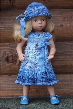 Наряд для маленьких модниц. (для кукол от Dianna Effner , Минушечек и им подобных) / Одежда для кукол / Шопик. Продать купить куклу / Бэйбики. Куклы фото. Одежда для кукол