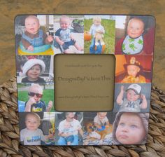 Personalized Mother's Day Picture Frame by DesignsByPictureThis