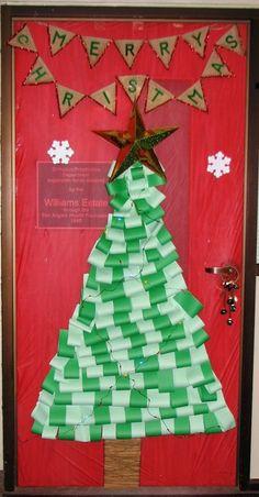78 Best Christmas Door Decorations Images Christmas Door