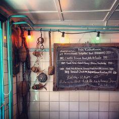Fishrestaurant Bakfickan in Visby, Gotland– Gotlandstips.se