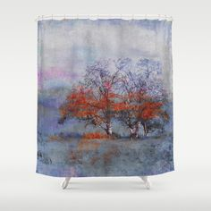 The Beauty Of Change Shower Curtain