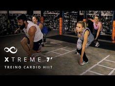 Treino Cardio HIIT Para Ganhar Condicionamento | Sérgio Bertoluci - X21 - YouTube