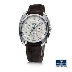 #TiempoPeyrelongue  Dressage Chrono. Esta pasión por la técnica nunca ha abandonado a Hermès, ni en sus más de cien años de historia relojera ni, tampoco, en su búsqueda de la excelencia, exigencia constante de la casa desde sus orígenes en 1837.