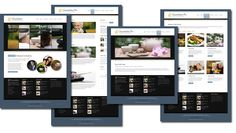 WordPress website themes: sc-incantation-pro