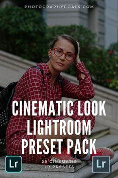These Lightroom Presets will give you that classic film look in a single click. With hints of warmth in the highlights and a cool feel to the shadows, this is the the look that expert film color graders have been using for decades to make skin tones pop off the screen. Lightroom Presets For Portraits, Portrait Photography Tips, Blur Photo Background, Color Grading, Classic Films, Photo Backgrounds, Shadows, Highlights, Pop