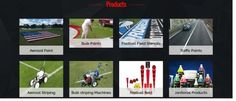 US SPECIALTY COATINGS manufactures Athletic Field Marking Paints, Paint Striping Machines, Athletic Field Accessories, Traffic Paints, Marking Paints, Industrial Coatings, Protective Coatings, Specialty Custom Coatings, Architectural Paints, Floor Waxes and Janitorial products, serving customers all over the world.