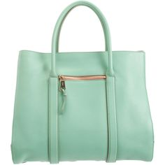 Chloe Madeline Tote. Minty perfection.