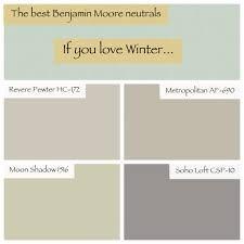 best benjamin moore neutrals (for every season.) | wren's zen