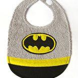 Bavaglino Batman per neonato