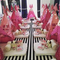 Festa do pijama do Cabanas Party   Palpites de Mel