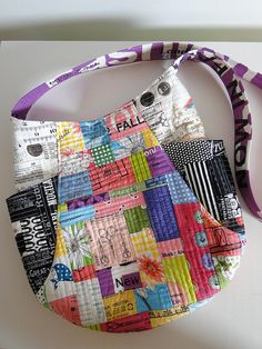 241 bag ~ Finished and this one is for me!! by lindakl, via Flickr