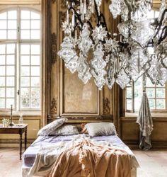 Chateau de Gudanes Stay — Château de Gudanes Chateau De Gudanes, Old Room, Dream Bedroom, Decoration, Bedroom Decor, Bedroom Themes, Interior Design, Instagram, Home Decor