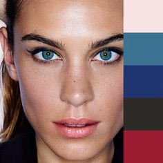 A complete guide on how to combine colors: from bold colors to patterns, from clothes to accessories, even through make-up! Colour Combinations Fashion, Color Combinations For Clothes, Fashion Colours, Color Combos, Wardrobe Color Guide, Future Trends, Color Balance, Color Card, Color Trends