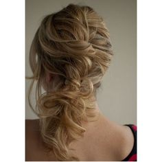 30 Beautiful Hairstyles For Girls ❤ liked on Polyvore featuring hair, hairstyles and hair styles