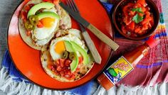 Huevos rancheros - Ruokalan reseptit - Ilta-Sanomat