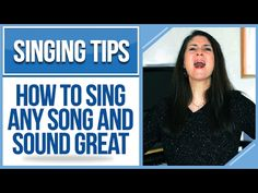Freya's Singing Tips: How To Sing ANY SONG and Sound GREAT