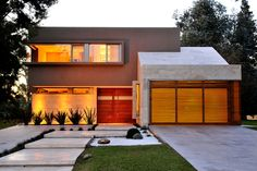 exterior ST56 House Original Modern Personality Displayed by Casa ST56 in Buenos Aires, Argentina
