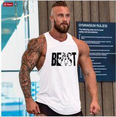 """Seven Joe"" Beast Bodybuilding Fitness Tank Top"