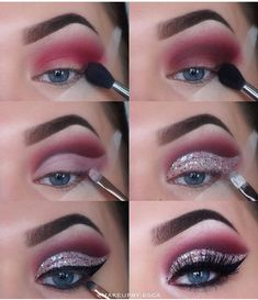 111 Best pink eye makeup images in 2020