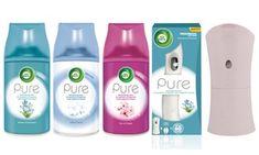 Groupon - Fino a 4 ricariche Air Wick Pure Autospray con 1 o 2 diffusori in omaggio disponibili in 3 fragranze. Prezzo deal Groupon: €7,91